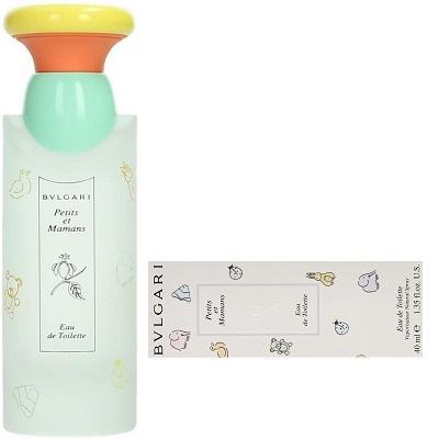 Perfume para ninos Petits et mamans de Bulgari