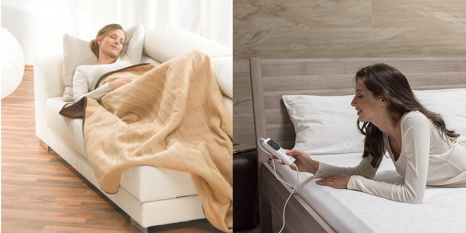 Mantas Térmicas vs Calentacamas eléctricos