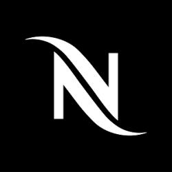 Nespresso Logo para promoción capsulas nespresso
